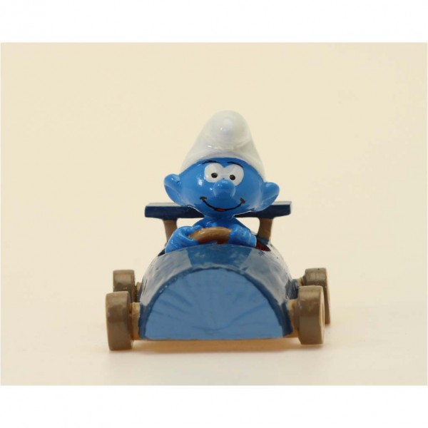 Pixi Figurine The blue road, Driver's manual