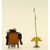 Pixi Figurine Marsupilami and Zorglub : the funny face