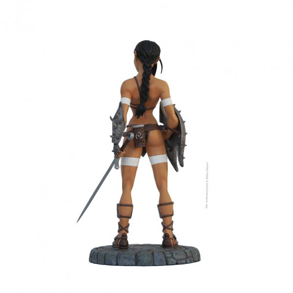 Figurine Attakus Nävis Guerrière