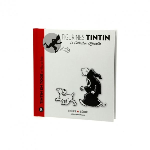 Tintin en toge et Milou en Inde (Hors-série 5)