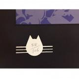 Sérigraphie - Zou - Moi vouloir être un chat