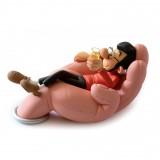 Figurine - Prunelle dans son fauteuil (Fariboles)