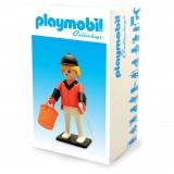 Playmobil Vintage de Collection - Le cavalier de concours d'obstacles