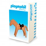Giant Playmobil Le Cheval
