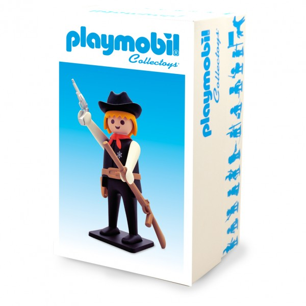 Playmobil Vintage de Collection - Le Sherif