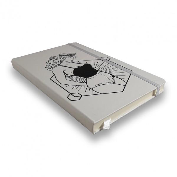 Carnet de Notes Manara (Blanc)
