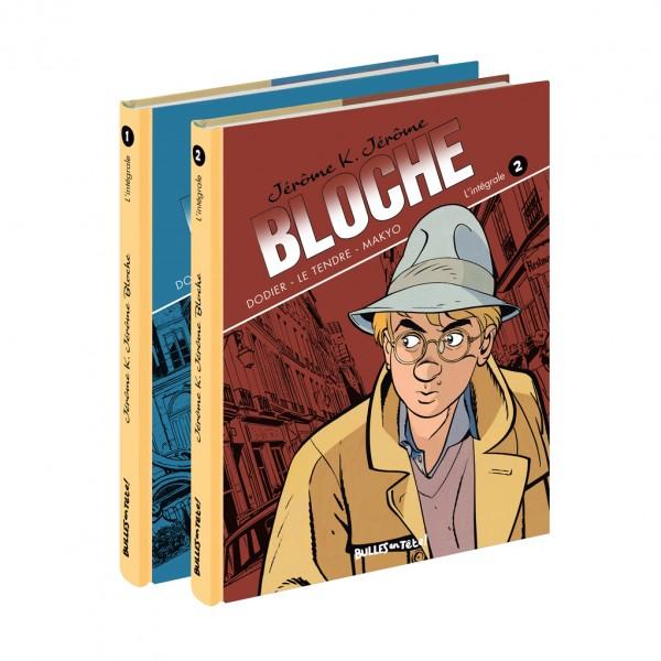 Jérôme K. Jérôme Bloche - Intégrale de Luxe Volume 2