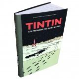 Album Tintin, Les premiers pas sur la Lune (french Edition)