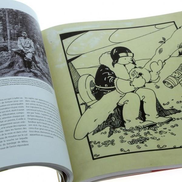 Hergé Tintin et les Soviets la naissance d'une oeuvre