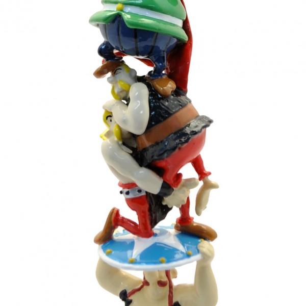 La Colonne Astérix - Pièce commémorative 60 ans - Version Polychrome