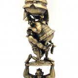 La Colonne Astérix - Figurine Pixi - Version Bronze