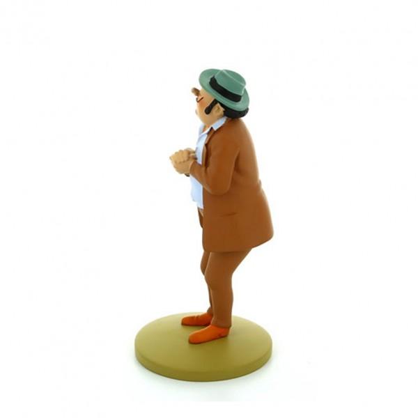 Figurine Oliviera Da Figueira (Tintin) by Moulinsart