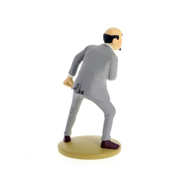 Figurine Docteur Müller (Tintin) by Moulinsart