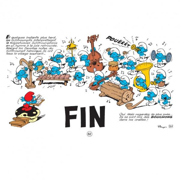 Saynète Orchestre des Schtroumpfs - Fariboles - Partie 2