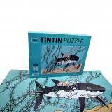 Puzzle Tintin - LE SOUS-MARIN REQUIN (500 pièces)