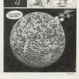 Idées Noires de Franquin 51 - Impression sur Aluminium