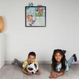 Funky Frames - Cadre Boule et Bill