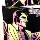 Sérigraphie Elvis par Kent - version 2