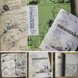 Deluxe complete edition Broussaille (french Edition)