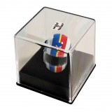 Mini casque Michel Vaillant - F. Cevert 22