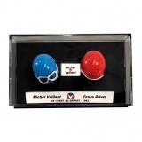 Mini helmet Michel Vaillant M. Vaillant / Texas Driver 5