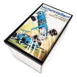 Mini casque Michel Vaillant - M. Vaillant / S. Warson 18