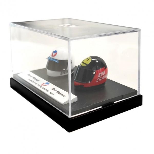 Mini casque Michel Vaillant - S. Warson /B. Cramer 28