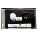 Mini helmet Michel Vaillant S. Warson / B. Cramer 28