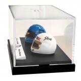 Mini casque Michel Vaillant - M. Vaillant / S. Warson 40