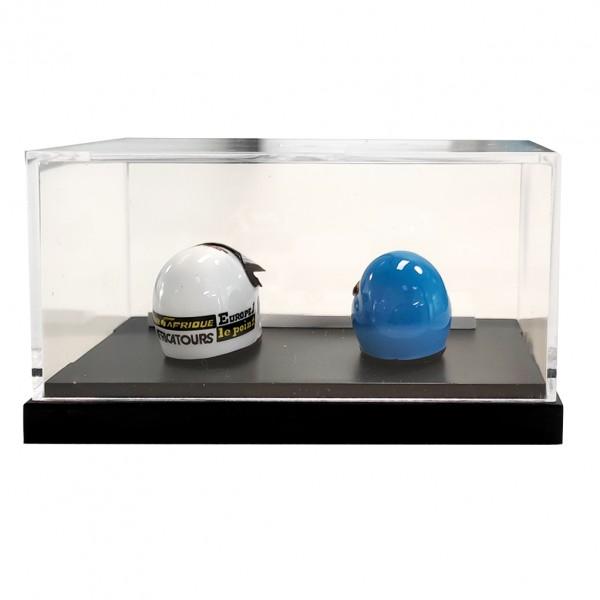 Mini casque Michel Vaillant - M. Vaillant / J. Wood 41