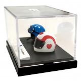 Mini helmet Michel Vaillant M. Vaillant / L'as de Coeur 50
