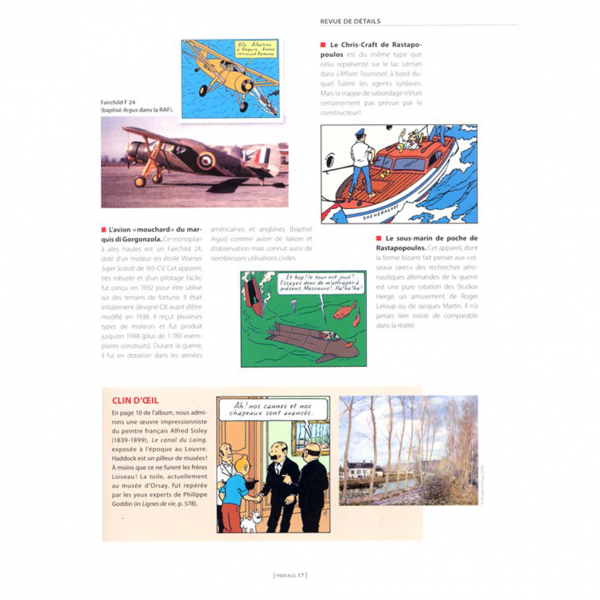 Book Tintin's archives, Red Sea Sharks (french Edition)