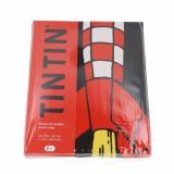 Lot Literie Tintin La Fusée