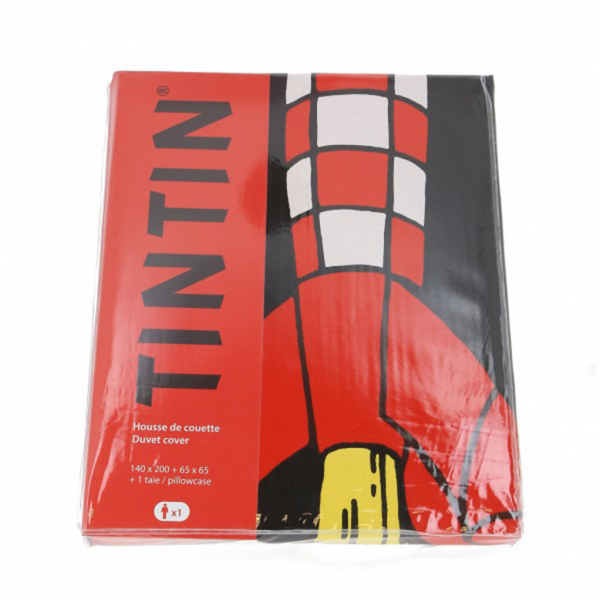 Bedding pack Tintin The rocket