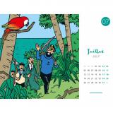 Petit Agenda Tintin Go Green