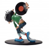 Figurine Gaston Discobole version polychrome