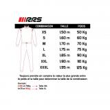 Combinaison RRS Michel Vaillant Rouge/Bleue Taille M