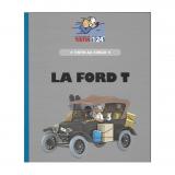 Les véhicules de tintin au 1/24 - La Ford T de Tintin au Congo