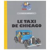 Tintin 1/24 vehicle : Tintin in America taxi