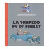 Tintin 1/24 vehicle : Cigars of the Pharaoh Torpedo