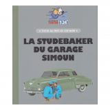 Les Véhicules de Tintin au 1/24 : La Studebaker du garage Simoun