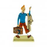 Les Véhicules de Tintin au 1/24 : L'Ami 6 des bijoux de la Castafiore