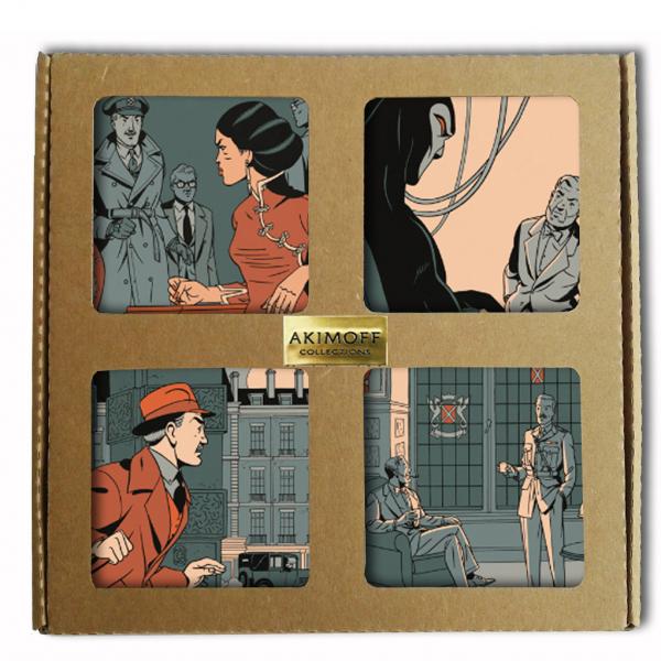 MARBRES VIEILLIS N°142,143,144 et 145 - LE CRI DU MOLOCH - Hors Album