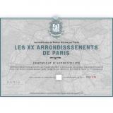 Estampe pigmentaire Nestor Burma par Tardi, le 7e arrondissement