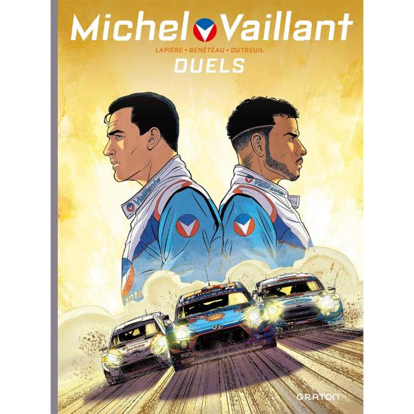 Mini casque Michel Vaillant - M. Vaillant / Daniel Farid 79
