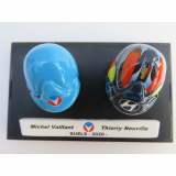 Mini casque Michel Vaillant - M. Vaillant / Thierry Neuville 79