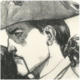Lithographie Le Scorpion Luigi Critone
