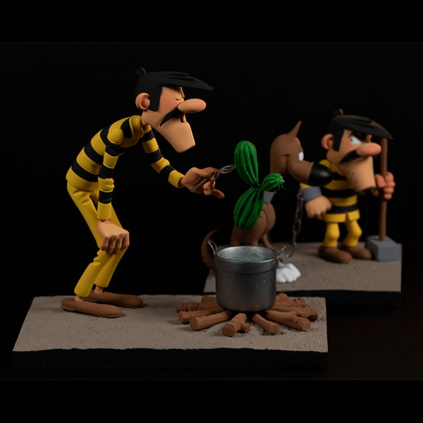Figurine Fariboles Lucky Luke, Averell Dalton
