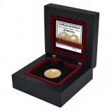 Commemorative coin 25 euros Blake & Mortimer Gold