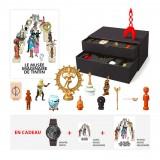 Box 13 figures Tintin's Imaginary Museum
